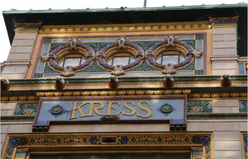 Eric Baird Celebrates the Purchase of the Historic Kress Building